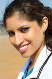 medicinsk sjuksköterska royaltyfri foto