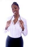 medicinsk sjuksköterska för doktor arkivbilder