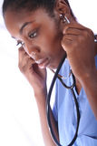 medicinsk sjuksköterska för doktor Royaltyfri Fotografi
