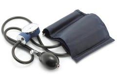medicinsk sphygmomanometer Royaltyfria Foton