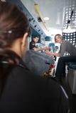 medicinsk ståendetransport Royaltyfri Foto
