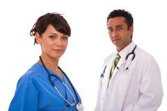 medicinsk teamwork Royaltyfria Bilder