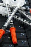 medicinsk teknologi Royaltyfri Fotografi