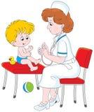 Medicinsk undersökning Royaltyfri Fotografi