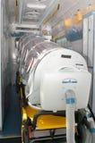 Medicinsk utrustning för ebola- eller viruspandemi Royaltyfria Bilder
