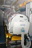 Medicinsk utrustning för ebola- eller viruspandemi Royaltyfria Foton