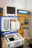 medicinska apparater Arkivbilder