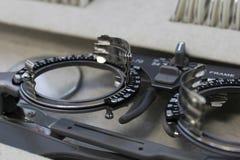 medicinska apparater ophtalmological utrustning royaltyfri fotografi
