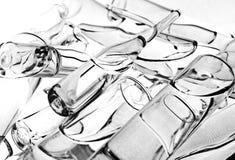 medicinska liten medicinflaska Royaltyfria Bilder