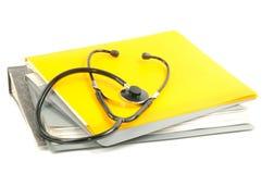 medicinska objekt Arkivbild