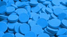 Medicinska piller som flyttar skottet lager videofilmer