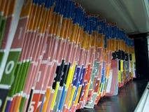 medicinska register Arkivfoton