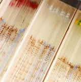 Medicinska sonder arkivfoton