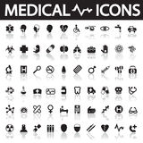 medicinska symboler Arkivfoton