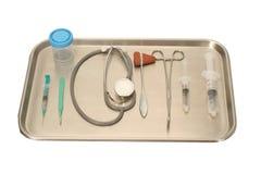 medicinska tillförsel Arkivbilder