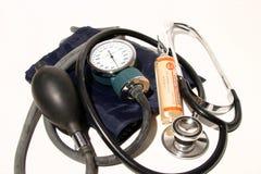 medicinska tillförsel Arkivfoto