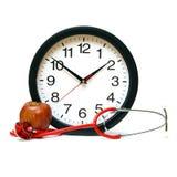 Medicinska Time Royaltyfri Foto