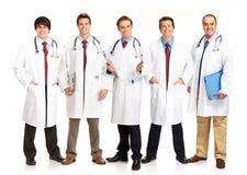 medicinskt folk Arkivfoto