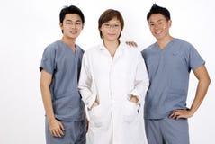 Medicinskt lag Arkivbilder