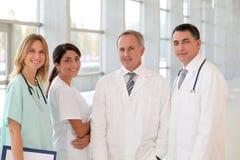 medicinskt lag Royaltyfria Bilder