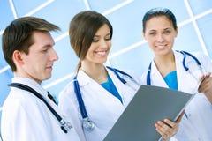 medicinskt lag Royaltyfria Foton