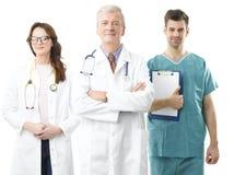 medicinskt ståendelag royaltyfri fotografi