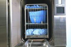 Medicinskt sterilisera objekt Arkivbilder