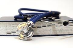 medicinskt stetoskop Arkivfoto