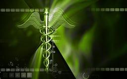 medicinskt symbol Royaltyfria Foton