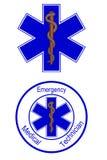 medicinskt symbol Royaltyfria Bilder
