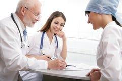 medicinskt tema Arkivbild
