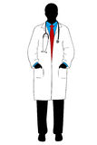 Medico illustrazione vettoriale