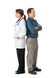 Medico: Fotografia Stock