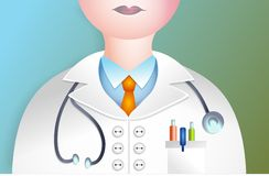 Medico royalty illustrazione gratis