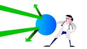 medico Illustrazione di Stock