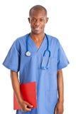 Medico africano Immagine Stock Libera da Diritti