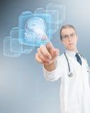 Medico alta tecnologia Fotografia Stock