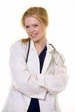 Medico amichevole Immagine Stock Libera da Diritti