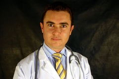 Medico con esperienza immagine stock libera da diritti