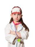 Medico del bambino Immagine Stock Libera da Diritti