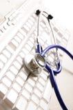 Medico del calcolatore Fotografie Stock