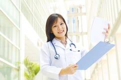 Medico del professionista Fotografia Stock