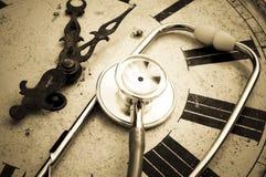 Medico dell'orologio Immagine Stock