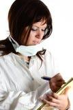 Medico della donna Immagine Stock Libera da Diritti