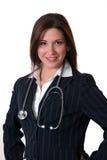 Medico della donna Fotografia Stock Libera da Diritti