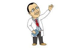 Medico della gente illustrazione di stock