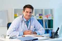 Medico di famiglia Immagine Stock Libera da Diritti