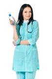 Medico femminile Immagini Stock