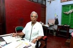 Medico indiano Fotografia Stock