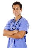 Medico maschio Fotografie Stock